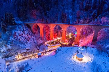 Weihnachten im Hochschwarzwald