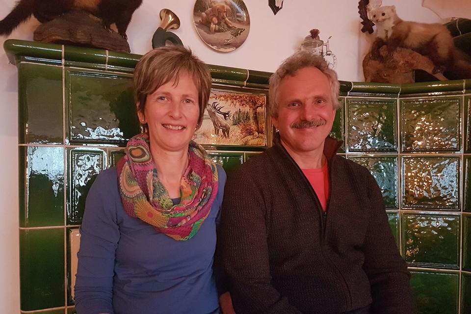 Karin und Martin Tritschler