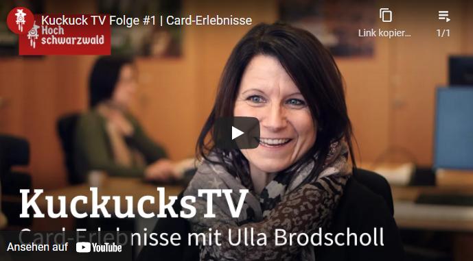 Ulrike Brodscholl Kuckuck TV