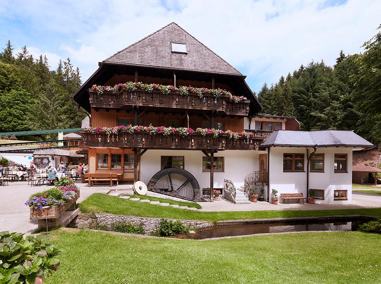 Hotel und Gasthof Tannenmühle