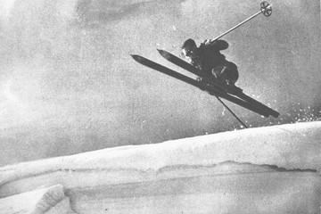 Wie der Wächtenspringer vom Feldberg vor fast 100 Jahren das Freestyle-Skiing erfand