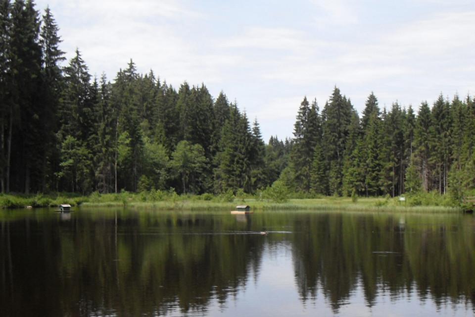 Hier ist nicht so viel los wie an den großen Seen, dabei ist er auch wunderschön.