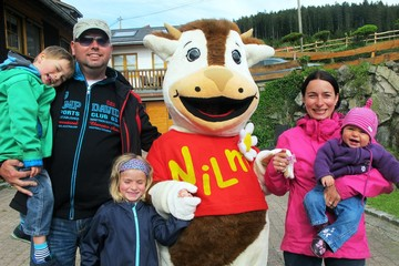 Familie Graf und der Urlaub auf dem Wilmershof