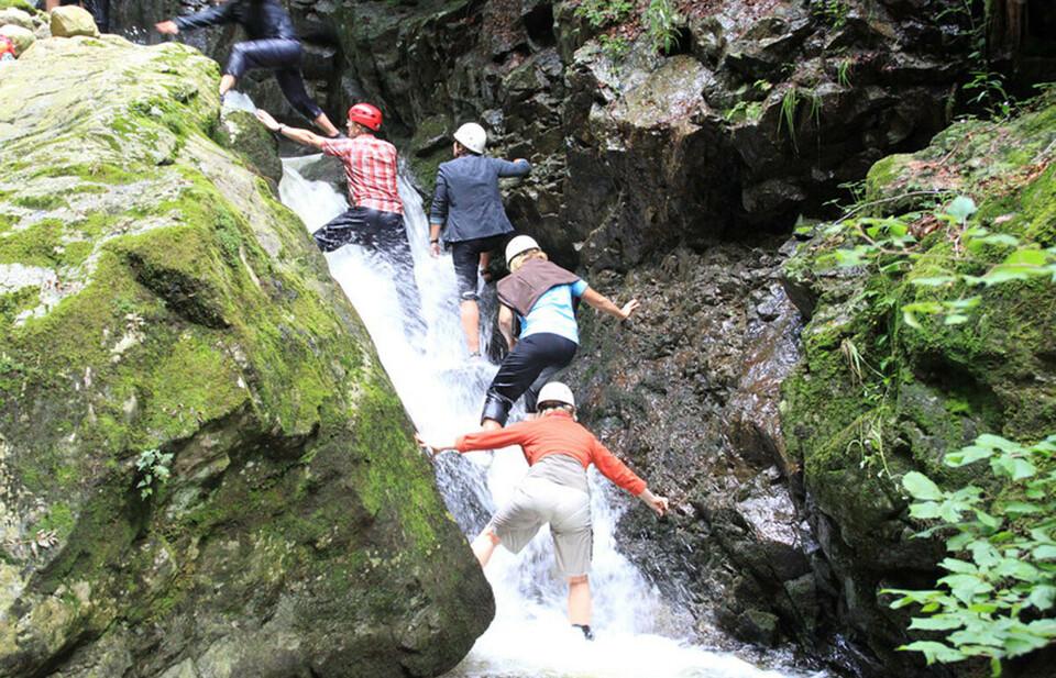 Schluchting Wasserfall
