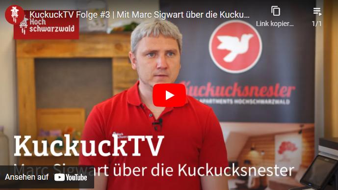 Marc Sigwart Kuckuck TV