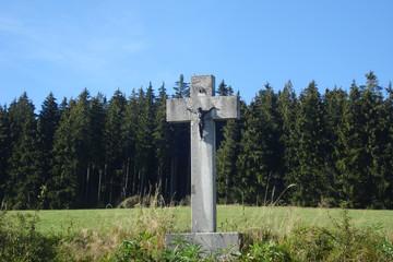 Die Geschichte der Wegkreuze im Hochschwarzwald
