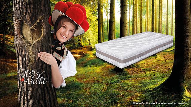 Schwarzwald Schlafsysteme