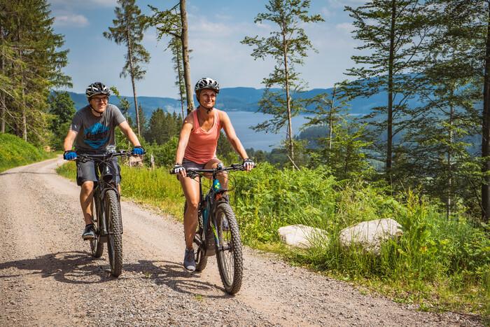 E-Bike Tour am Schluchsee