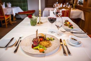 Gourmet-Restaurants im Schwarzwald
