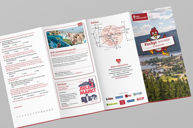 Kuckys Ortsrallye Schluchsee Flyer