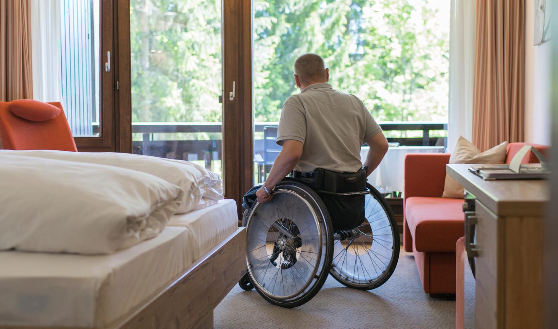 Barrierefreie Unterkunft Hotel Vier Jahreszeiten  in Schluchsee