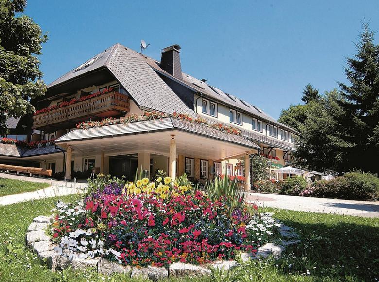 Hotel Rössle in Todtmoos