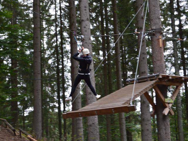 """Am """"Studenten- und Auszubildenden- Tag"""" ging es raus aus dem Büro und hinein in den Hochschwarzwald!"""