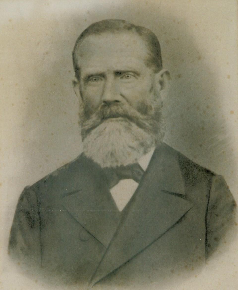 Georg Gugelberger Gründer des Familienunternehmens.