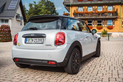 Neuer Mini Cooper SE