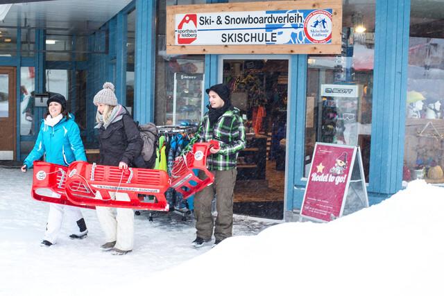 Sporthaus & Skischule Feldberg