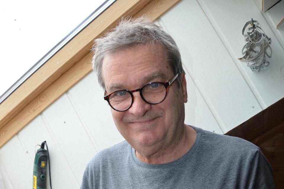 Reinhard Hägele ist leidenschaftlicher Keramiker in St. Märgen.