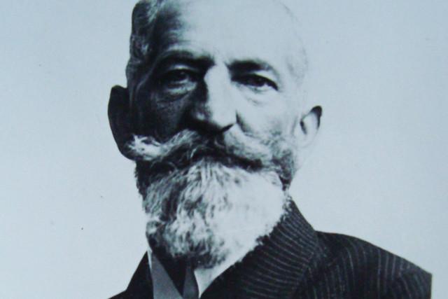 Der Erfinder: Robert Winterhalder.