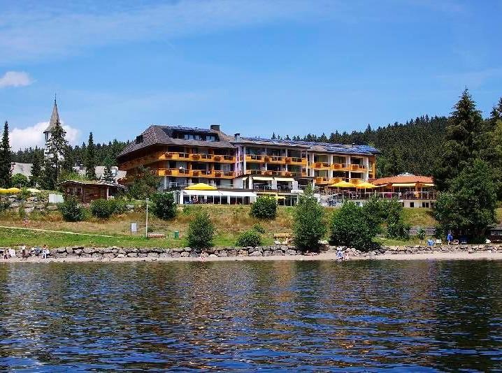 Seehotel Wiesler am Titisee