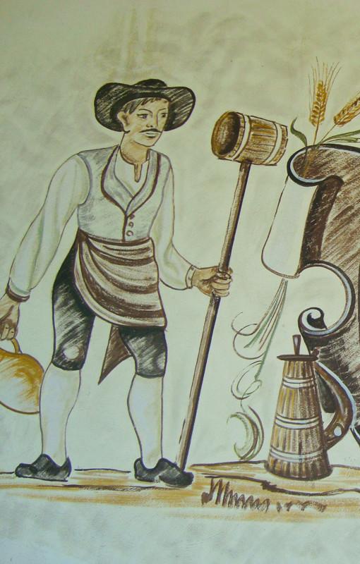 Den Anfang machte Andreas Rogg 1846. Vor 167 Jahren gründete der Frachtfuhrmann und Brauer die Brauerei Rogg in Lenzkirch.