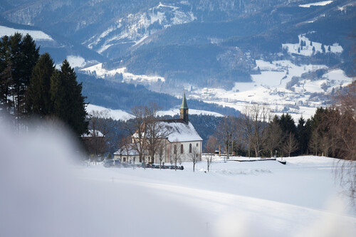 Wallfahrtskirche Maria Lindenberg