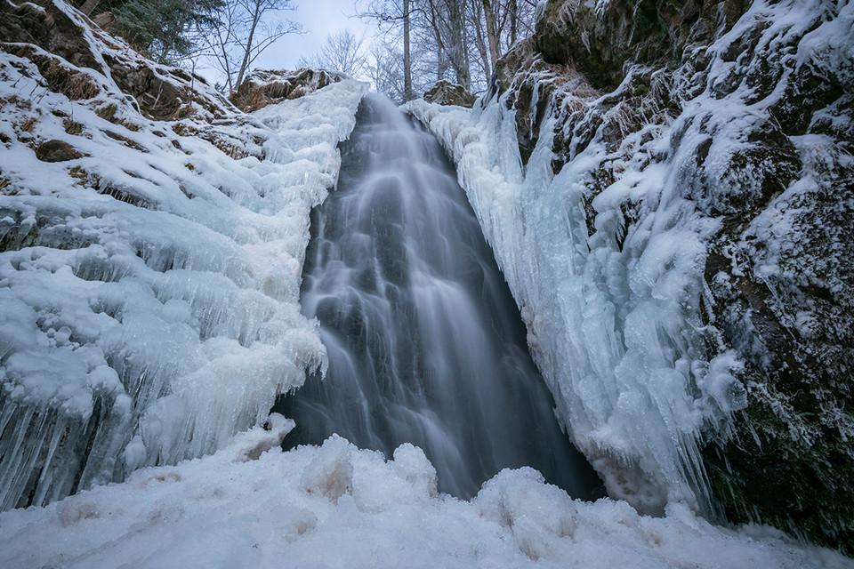"""Wer an einem Wasserfall wohnte wurde """"Faller"""" genannt."""