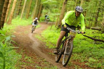 Der Bezwinger des Short Track des Black Forest Ultra Bike