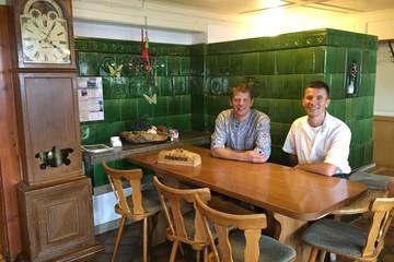 Gasthaus Ahorn: Kulinarisches mit Tradition