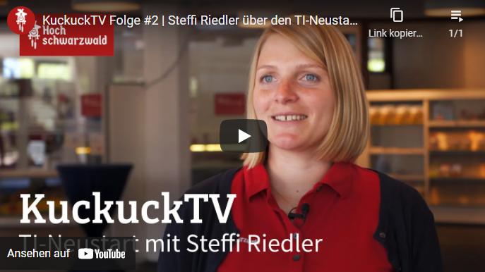 Stefanie Riedler Kuckuck TV
