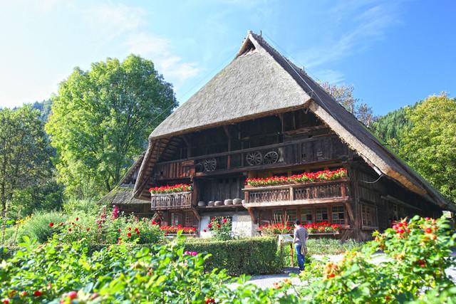 Vogtsbauernhof_Gutach-Schwarzwaelder-Freilichtmuseum