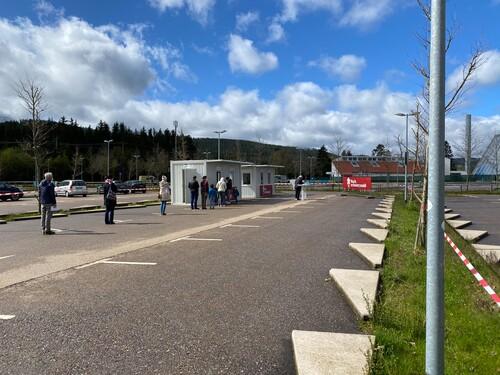 Eröffnung Testzentrum Titisee