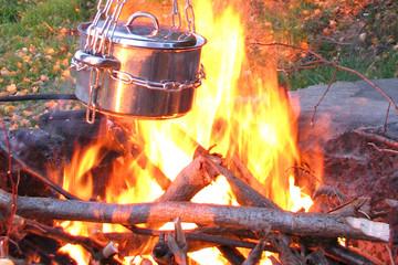 Das perfekte Feuer
