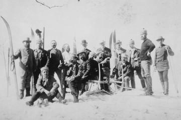 Vom Buchclub zum ersten Skiclub Deutschlands