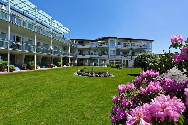 Hegers Parkhotel Flora in Schluchsee