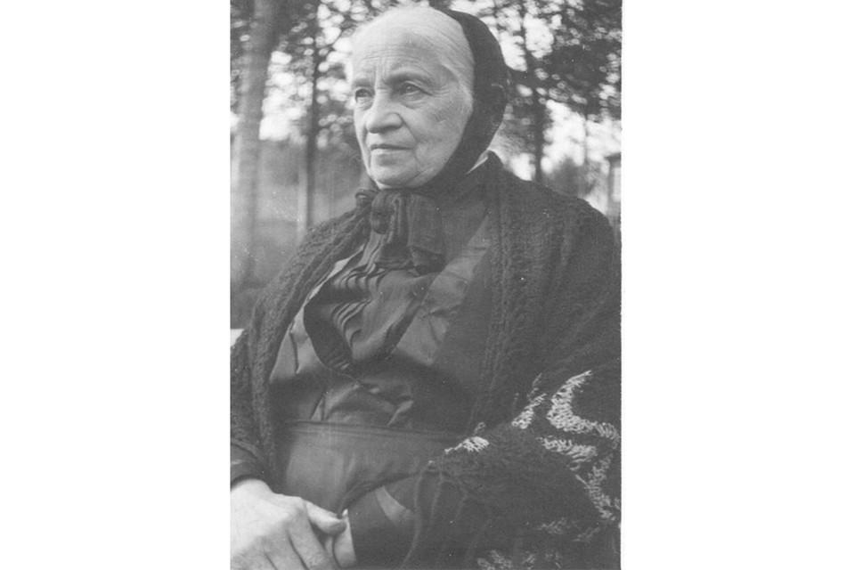 Fanny Mayer: ihr Name steht maßgeblich für die Entwicklung des Feldbergs zum viel besuchten Skigebiet