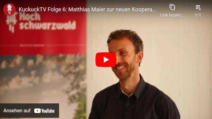 Matthias Maier Kuckuck TV