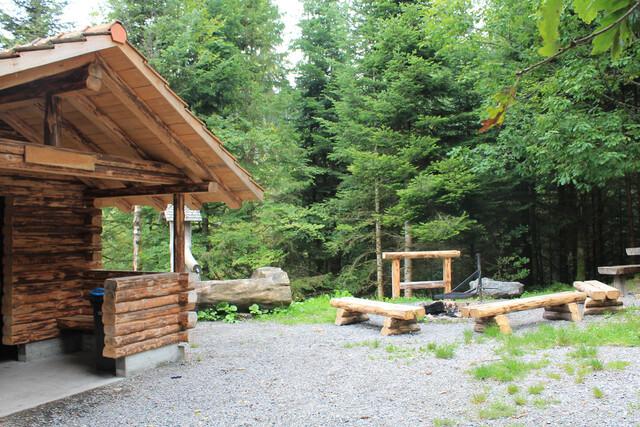 Grillplatz Donnerberghütte
