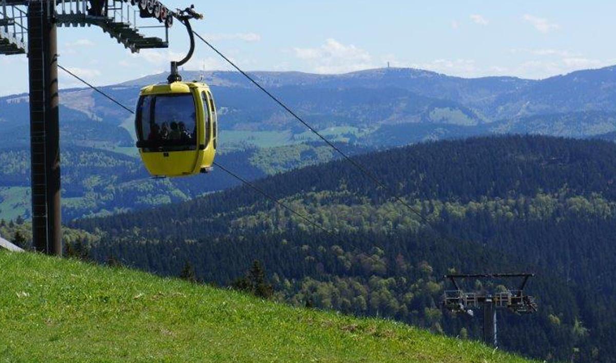 Belchen – der Panoramaberg des Schwarzwaldes