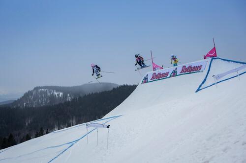 Ski Cross