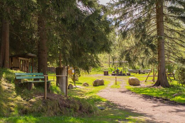 Grillplatz Ruhbühl