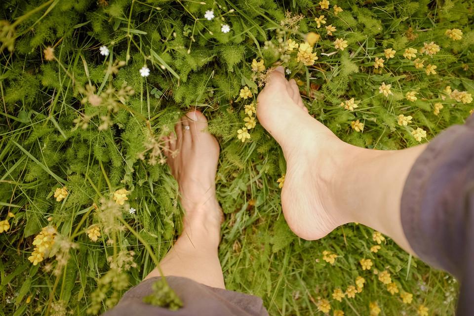 Wellness für die Füße