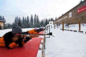 Biathlon für Anfänger