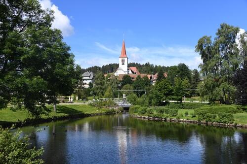 Kirche Schonach
