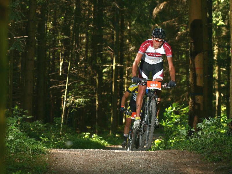 Mit dem 35. Rang erreiche ich mein bestes Tagesergebnis bei der diesjährigen Trans Schwarzwald.