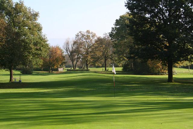 Golfkurs des Golf Clubs Freiburg
