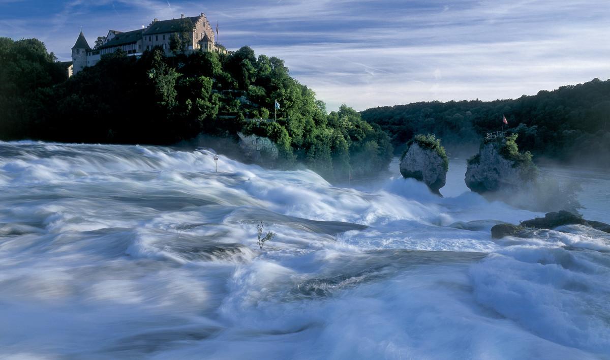 Rheinfall – Der größte Wasserfall Europas