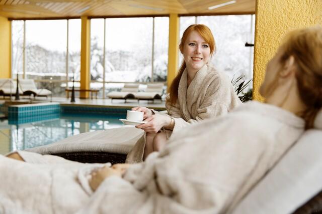Day Spa im Hotel Saigerhöh