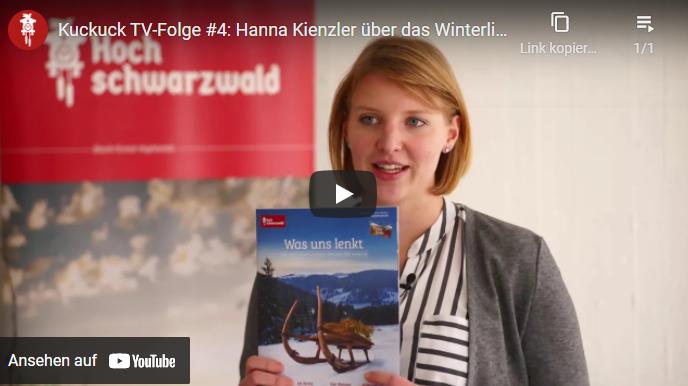 Hanna Kienzler Kuckuck TV