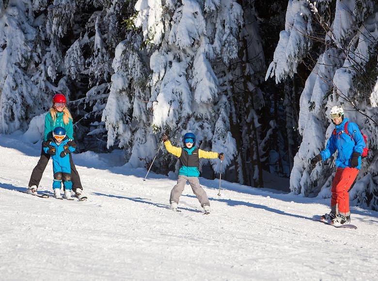 Skifahren am Feldberg - Spaß für Groß und Klein
