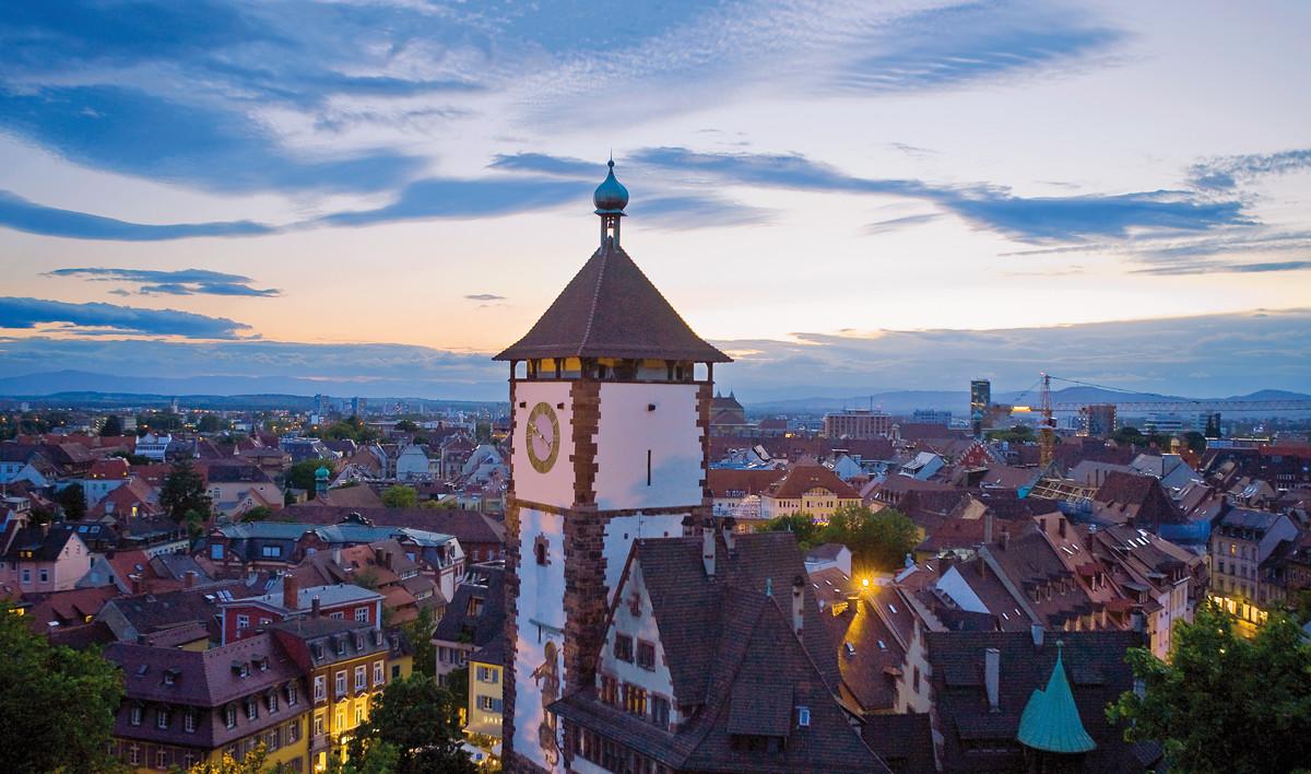 Freiburg-Schwabentor, Freiburg im Breisgau